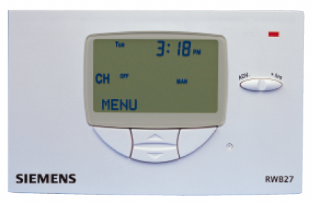 RWB27Si Timeswitch 24hr 5/2 day or 7 day with service interval. Siemens. Timer. Programmer. Clock.